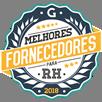 Selo melhores fornecedores RH 2018